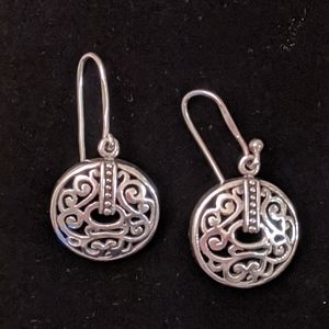 CSX Thailand 925 Sterling Earrings